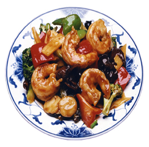 Cashew Shrimp